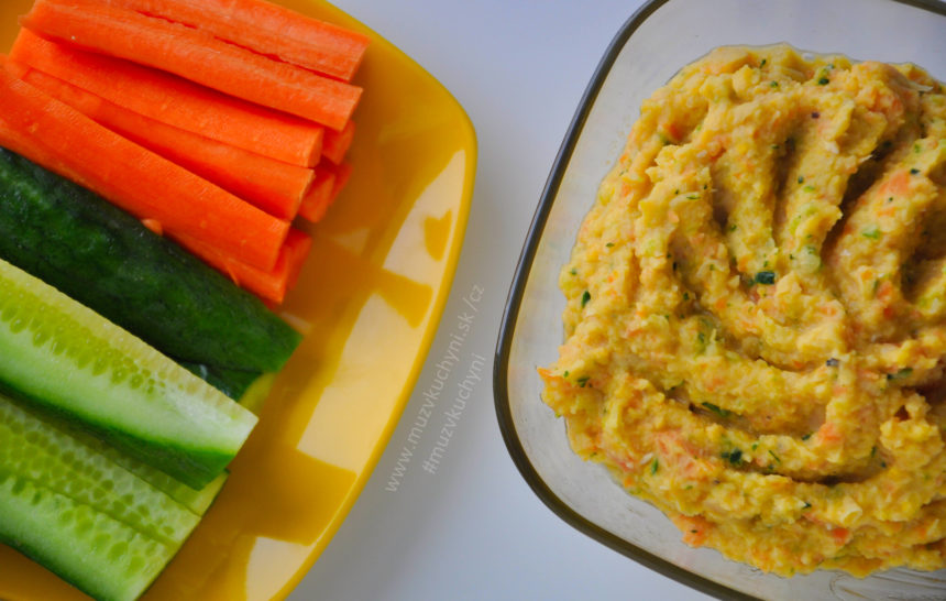 Vegan oběd večeře rychlý recept