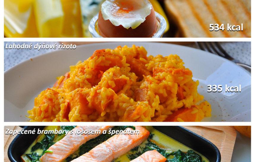 jídelníček, fitness jídelníček, recepty, snídaně, obědy, večeře, zdravé recepty