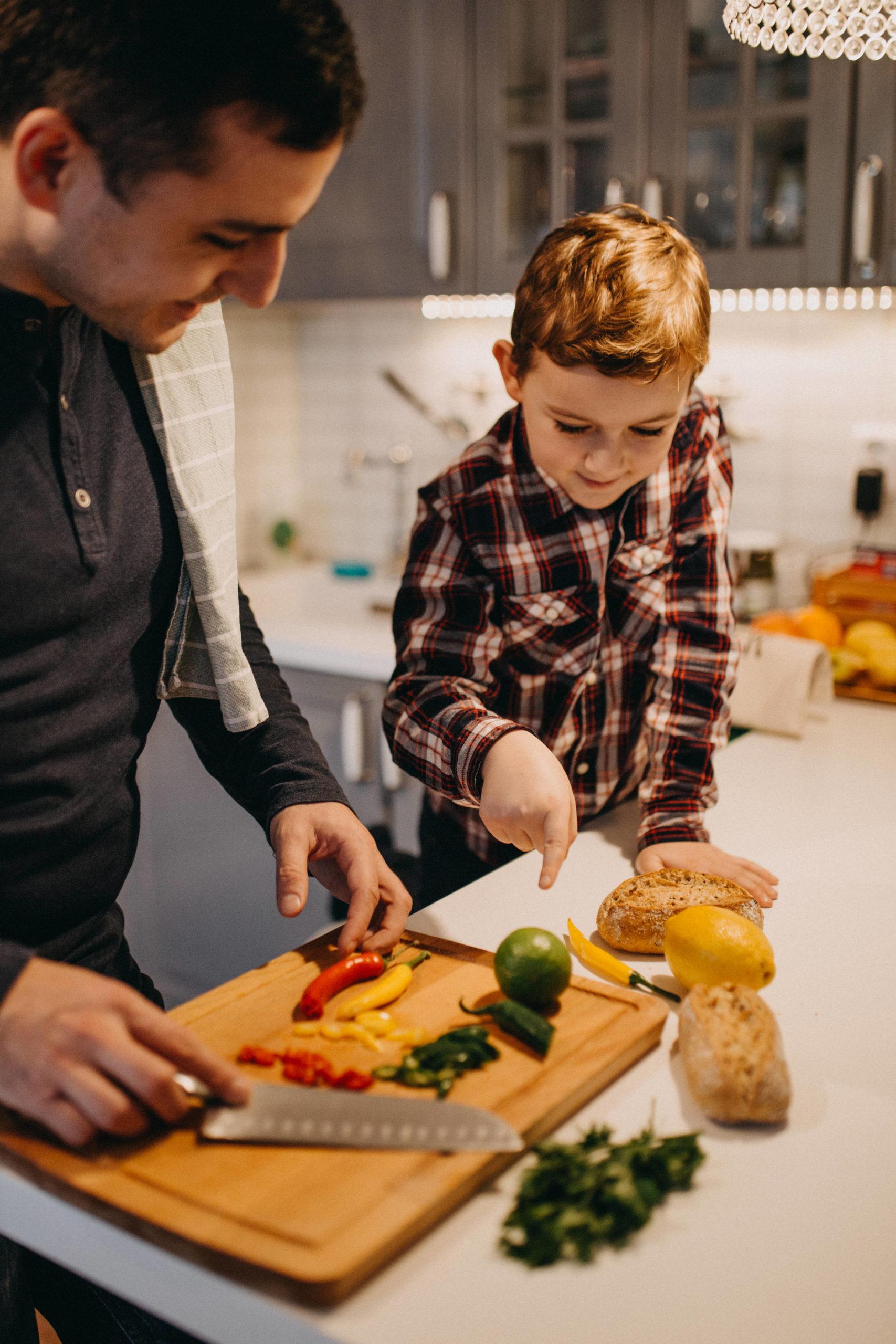 Martin Šimboch - Muž v kuchyni