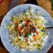 Těstoviny s tvarohem